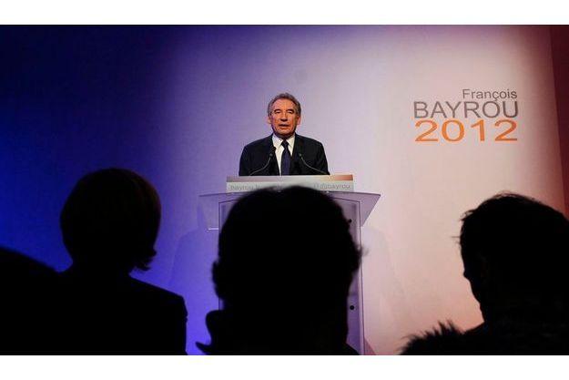 Les mauvais sondages s'accumulent pour François Bayrou.
