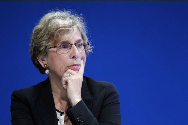 Marie-Noëlle Lienemann ne sera pas candidate à la primaire du PS.