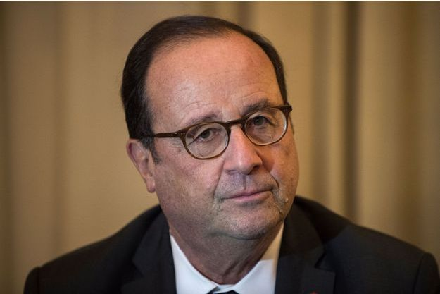 François Hollande à Athènes, le 15 novembre dernier.