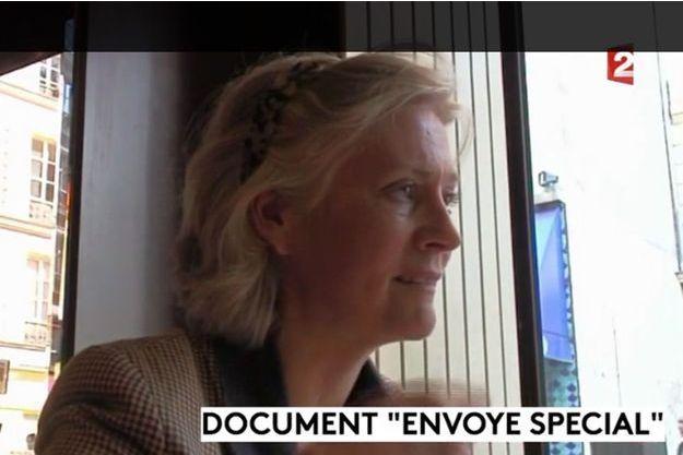 Penelope Fillon lors de l'interview en 2007.