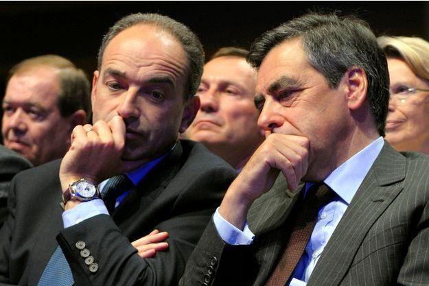François Fillon et Jean-François Copé ont participé à la discussion
