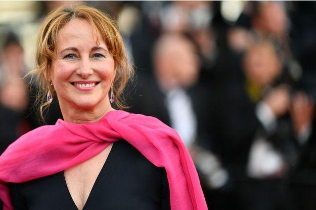 Ségolène Royal, fin mai au festival de Cannes.