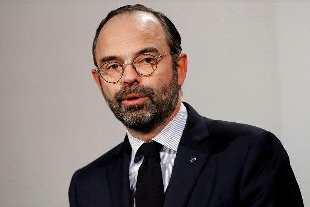 Edouard Philippe, le 26 février dernier.