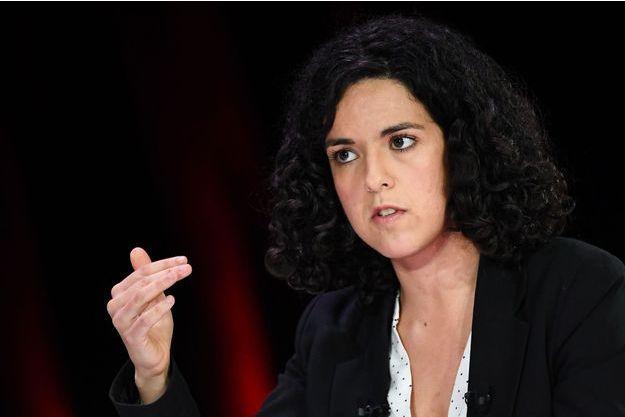 Manon Aubry le 11 avril 2019.