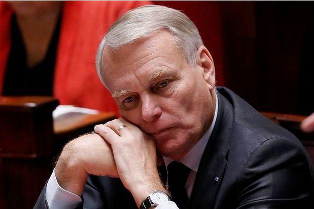 Jean-Marc Ayrault le 15 octobre à l'Assemblée Nationale.