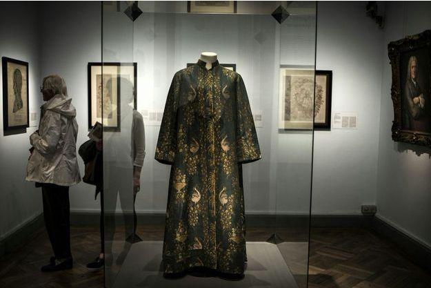 Le musée lyonnais retrace 4.500 ans d'histoire du textile.