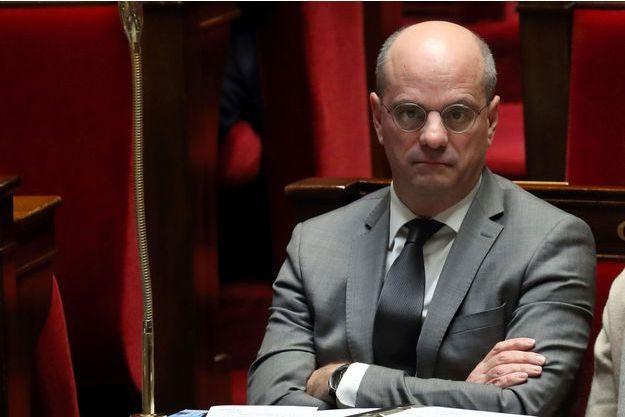 Jean-Michel Blanquer en février 2018 à l'Assemblée nationale.