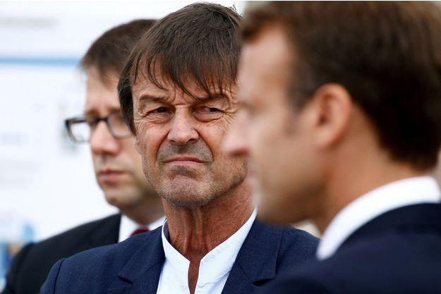 Nicolas Hulot a décidé de quitter le gouvernement.