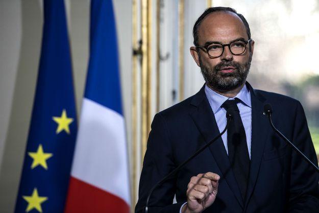 Le Premier ministre la semaine dernière à Matignon.