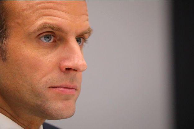 Emmanuel Macron au G20, en Argentine, le 1er décembre (photo d'illustration).