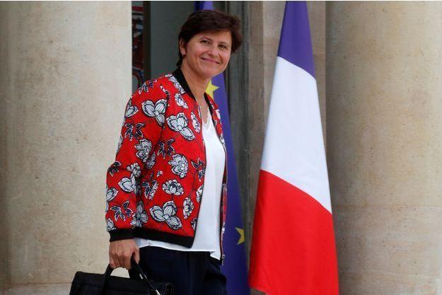 La nouvelle ministre des Sports, Roxana Maracineanu.
