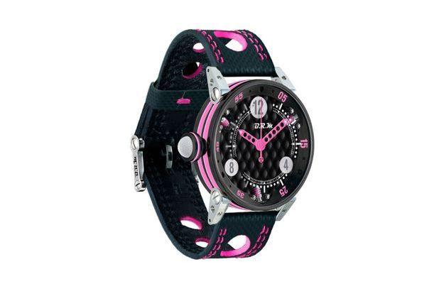 B.R.M. présente une montre de golf pour les femmes