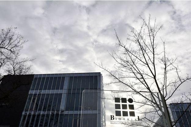 Le centre de recherche Biotrial de Rennes.