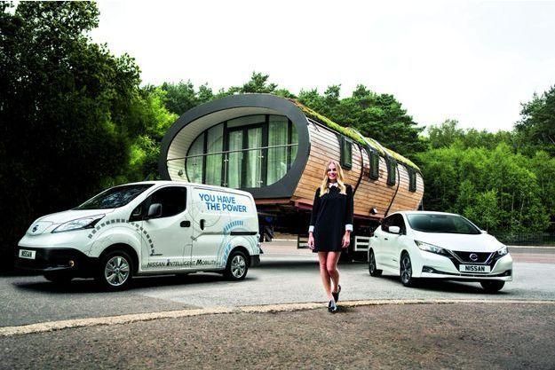 Nissan Leaf, Margot Robbie