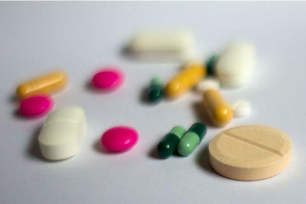 Médicaments (photo d'illustration)