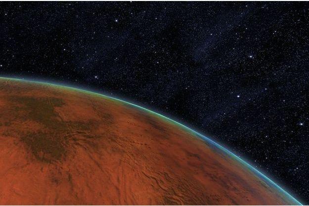 """La NASA assure avoir résolu """"le mystère de Mars""""."""
