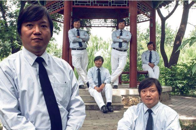Xu Xiaochun se multiplie pour le clonage.