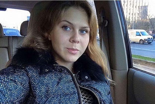 Le visage angélique de Viktoria Savtchenko, 20 ans, touriste russe décédée lors de l'attentat commis à Nice le 14 juillet
