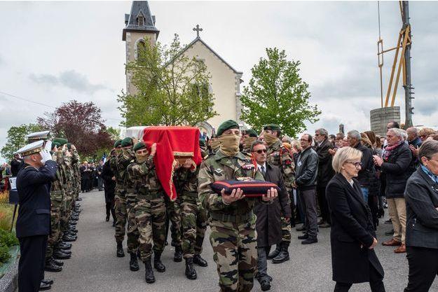 Montagny-les-Lanches a rendu hommage à Alain Bertoncello,