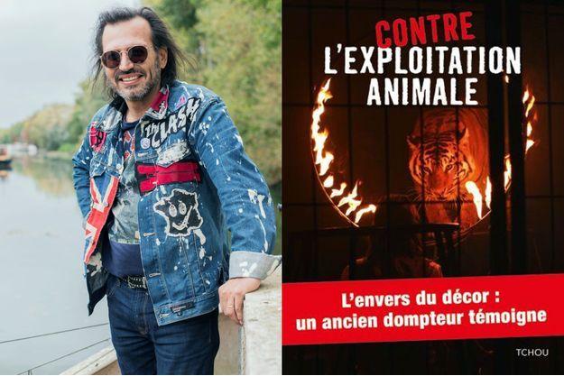 André-Joseph Bouglione développe désormais un cirque écologique, contemporain et 100% humain.