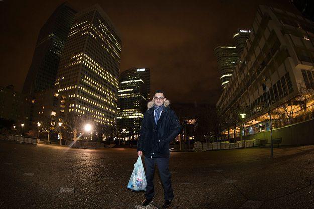 Arash Derambarsh à Courbevoie