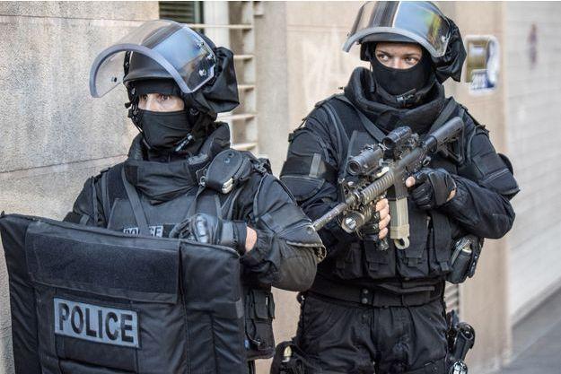 Les forces de sécurité figurent parmi les cibles récurrentes désignées dans les mots d'ordre diffusés par l'organisation Etat islamique (EI). (Photo d'illustration)