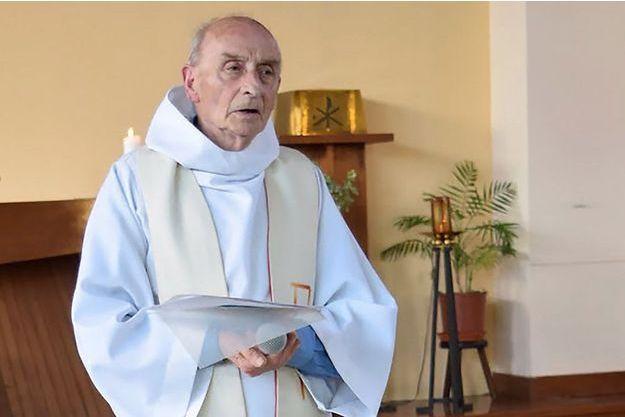 Le prêtre Jacques Hamel