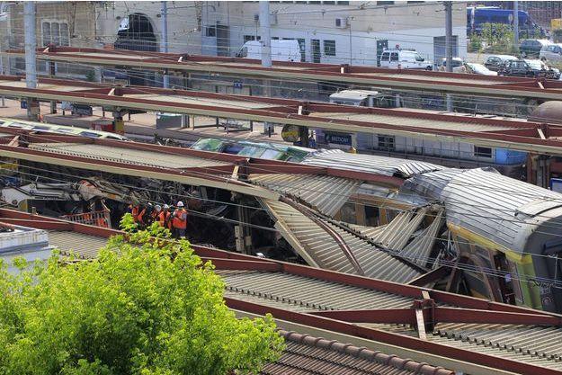 La catastrophe ferroviaire de Brétigny-sur-Orge a fait sept morts.