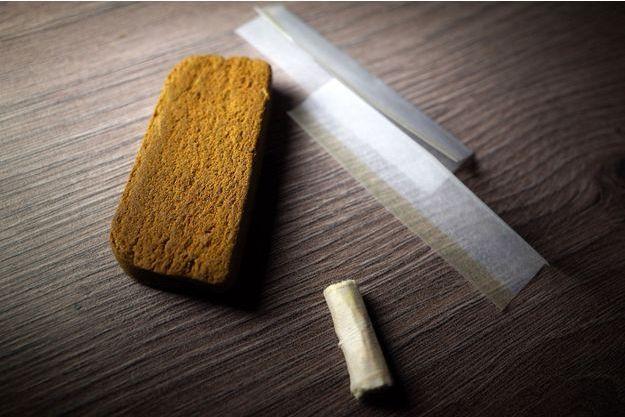 Résine de cannabis (photo d'illustration)
