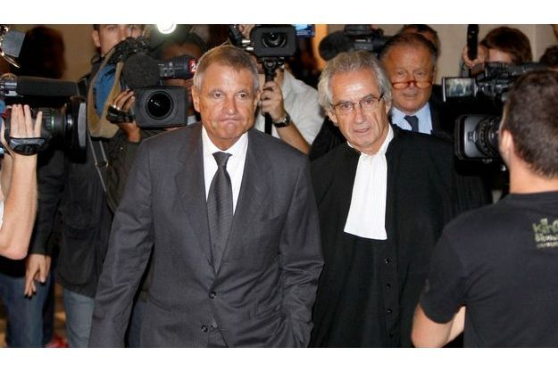 Alain Gomez a nommément accusé Jean-Louis Gergorin de manipulation.