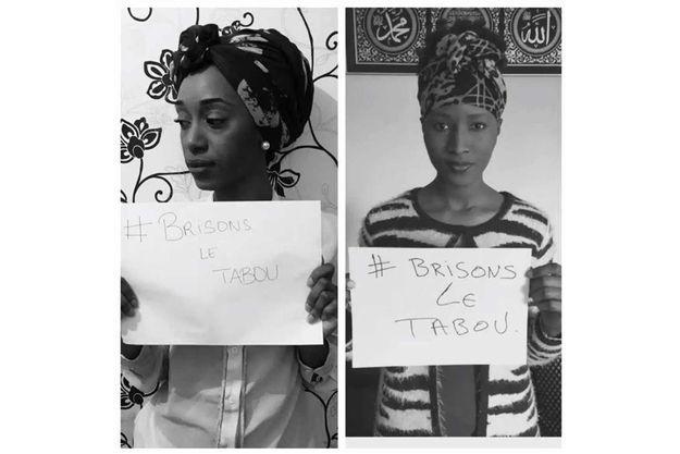 Binta Diallo et Anita Traoré.