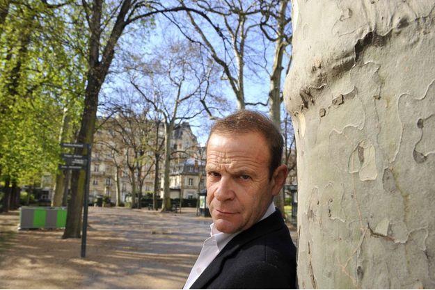 François-Marie Banier à Paris en 2008.