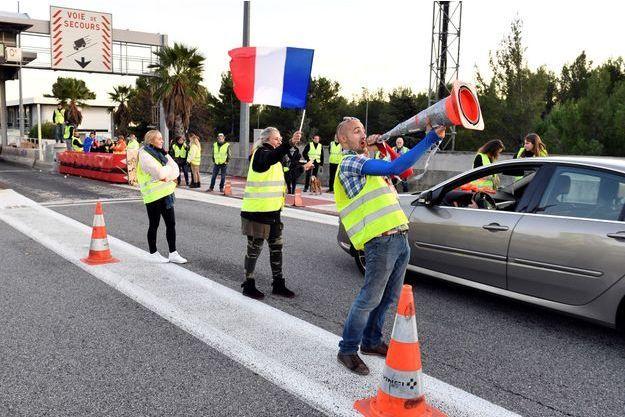 A Marseille, plus d'un milliers de personnes ont manifesté.