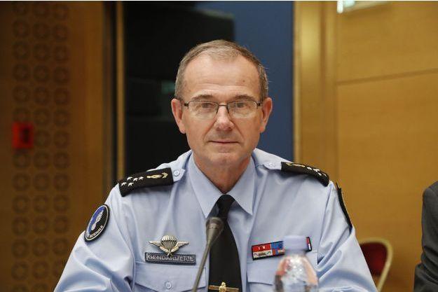 Le directeur général de la gendarmerie nationale, Richard Lizurey.