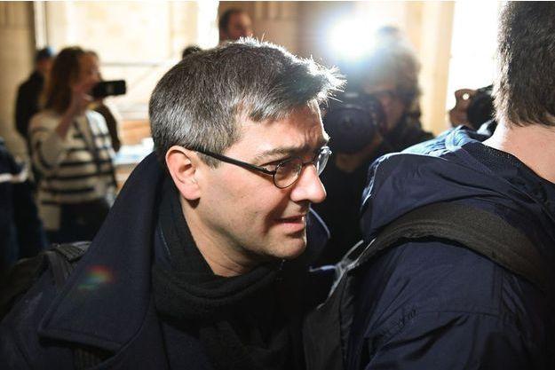 Julien Coupat, le 13 mars 2018.