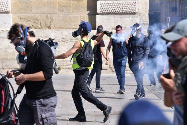 Gilets jaunes : regain de mobilisation et de violences pour l'acte 43