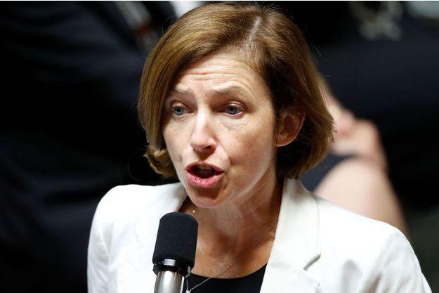 La ministre des Armées, Florence Parly, en septembre 2018.