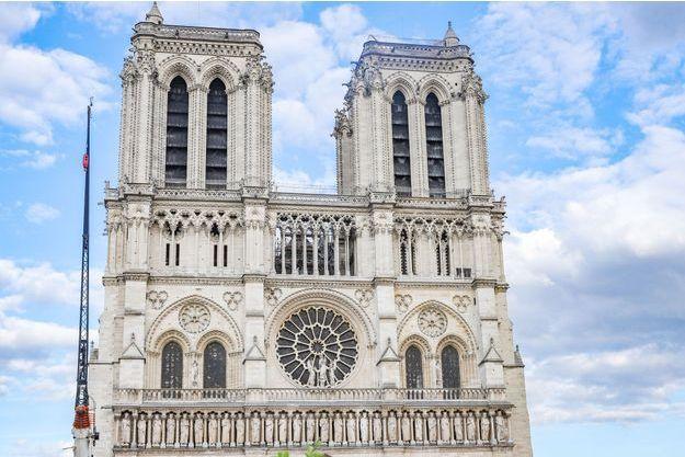 Notre-Dame de Paris, le 24 juin 2019.