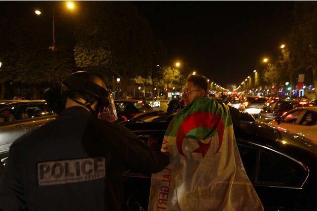 Paris Algerie