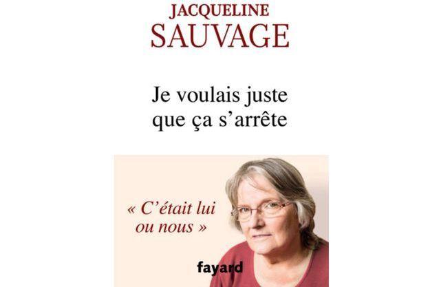 Jacqueline Sauvage se confie à coeur ouvert dans un livre édité chez Fayard.