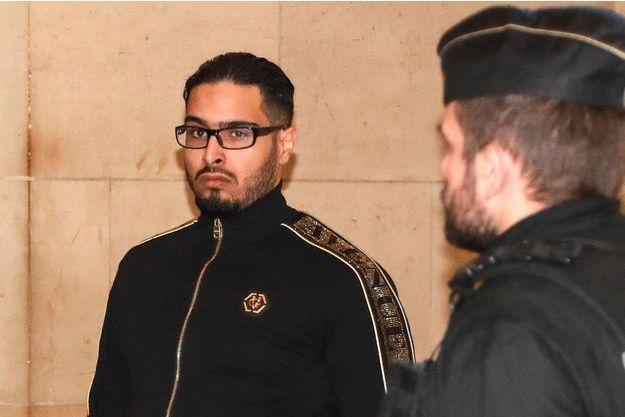 Jawad Bendaoud le 21 novembre 2018 à Paris
