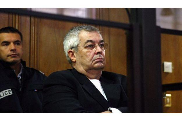 Jean-Michel Bissonnet, lors de son procès en appel.