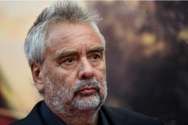 Luc Besson en septembre 2018.