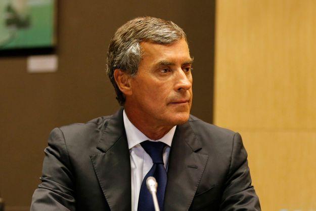 Jerôme Cahuzac lors de son audition devant la commission d'enquête parlementaire, en juillet dernier.