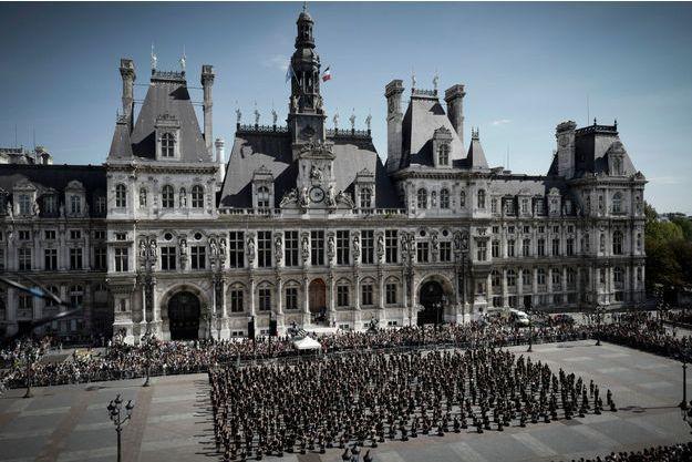 L'Hôtel de Ville à Paris (photo d'illustration)