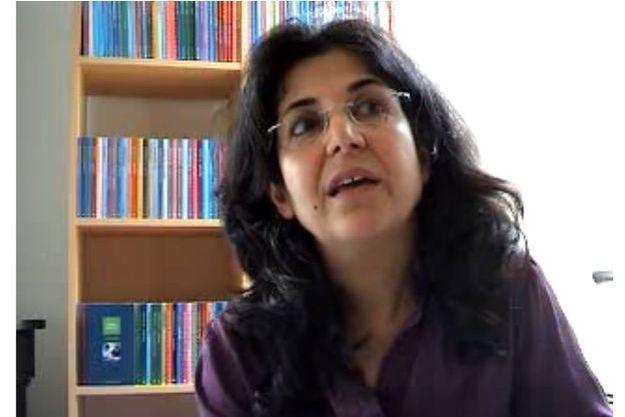 Fariba Adelkhah.