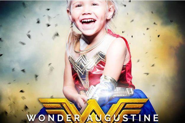 La petite Augustine avait 4 ans. Elle a succombé à un cancer incurable.