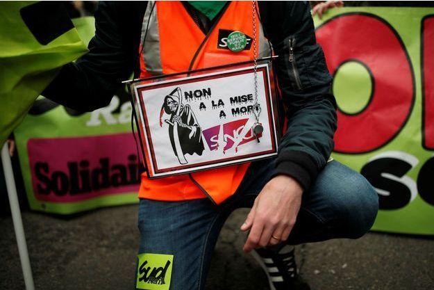 La grève des cheminots a coûté 790 millions d'euros à la SNCF.