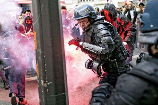 Combats rapprochés dans les rues de Lyon, le 28 avril