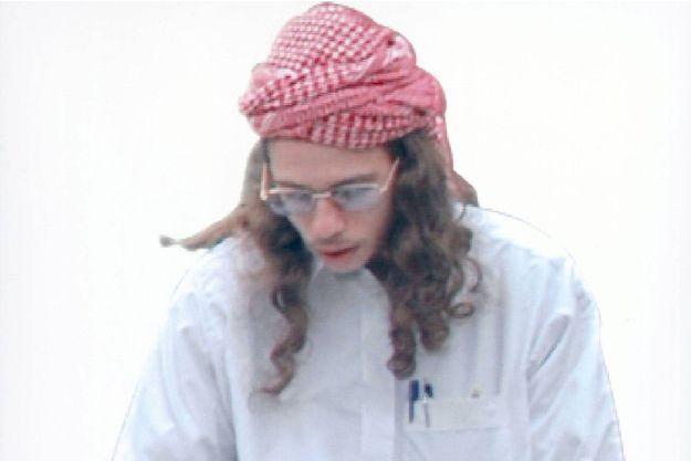 En 2005, Paris Match avait publié cette photo de Farid Benyettou.